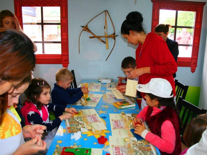 На Сиреневом начались бесплатные мастер-классы для детей, фото-3