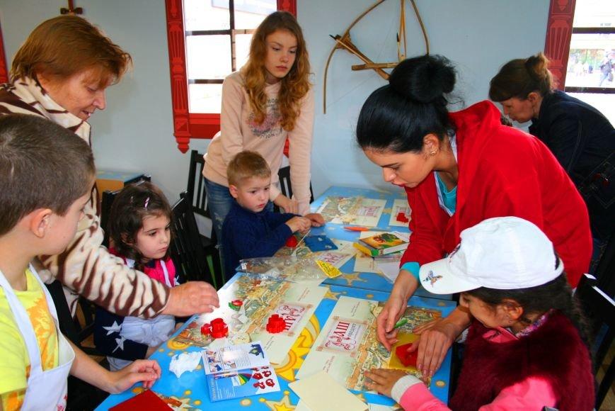 На Сиреневом начались бесплатные мастер-классы для детей, фото-1