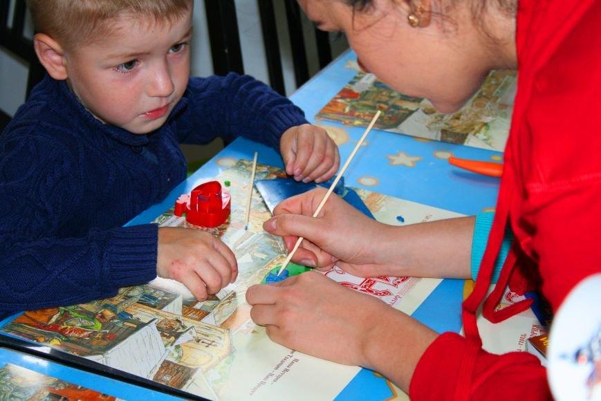 На Сиреневом начались бесплатные мастер-классы для детей, фото-4