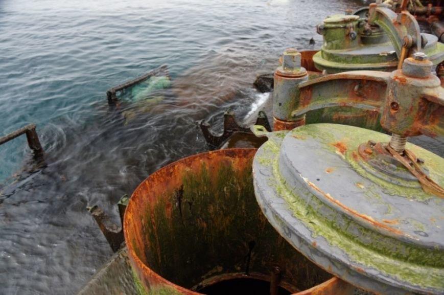 """Сахалинских экологов беспокоят незавершённые работы на аварийном танкере """"Надежда"""", фото-3"""