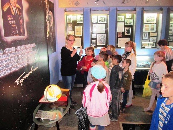 Интерактивная экскурсия для детей «Собираемся в космический полет», фото-1