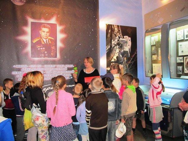 Интерактивная экскурсия для детей «Собираемся в космический полет», фото-2