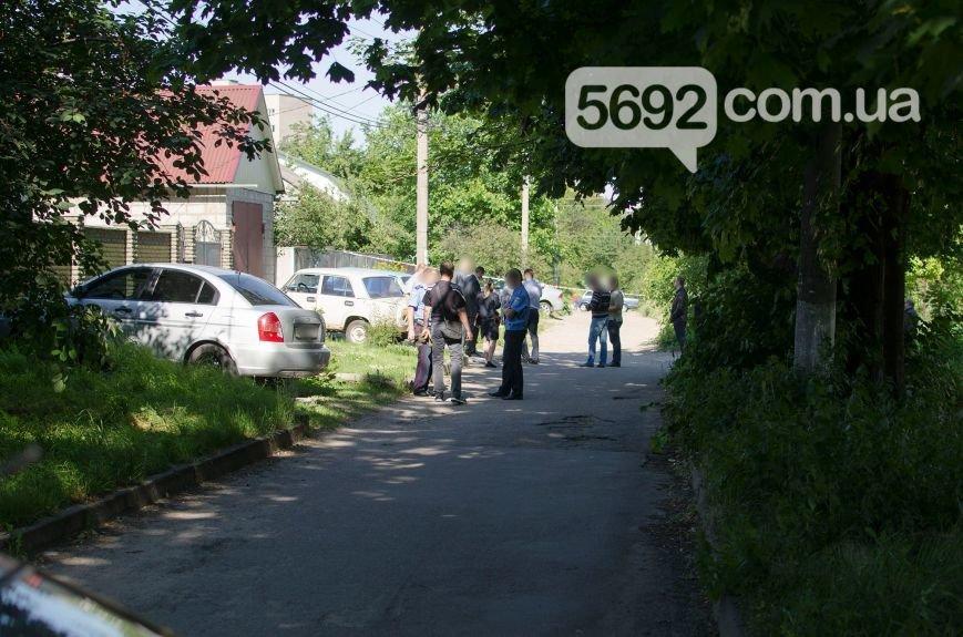 В Южном районе Каменского обнаружили труп мужчины, фото-3