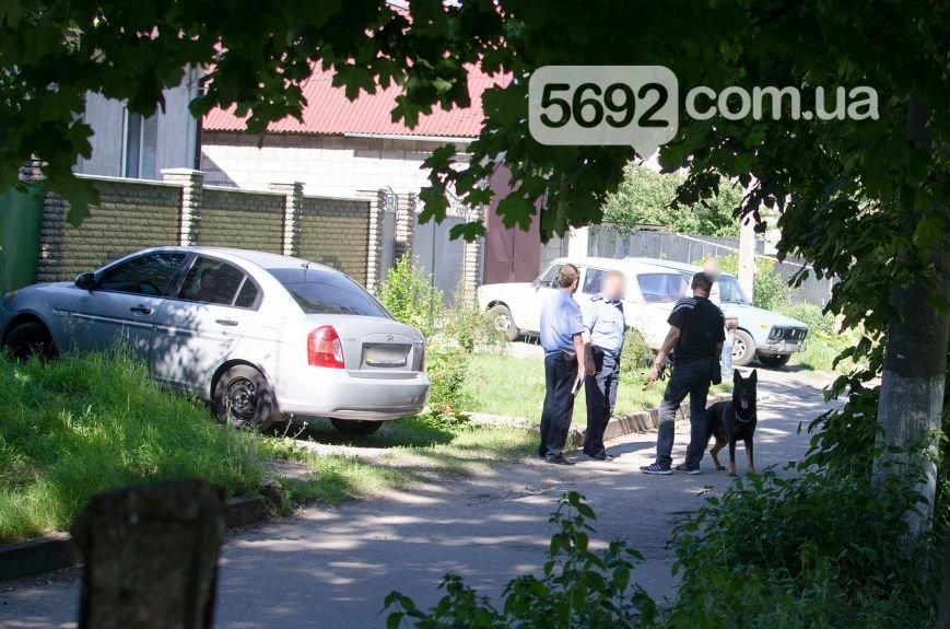 В Южном районе Каменского обнаружили труп мужчины, фото-1