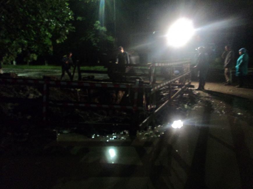 В городе Белицкое заменили аварийный участок водовода, фото-2