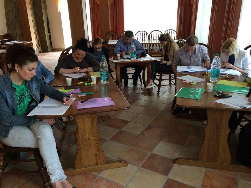 «Центр муниципального развития Доброполья» принял участие в тренинге, фото-1