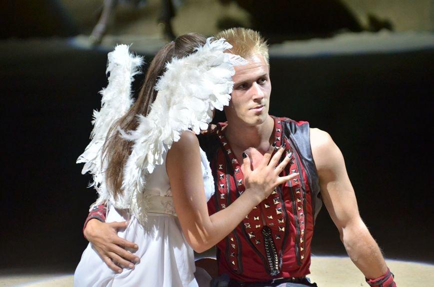 В Каменском состоялась премьера шоу нового поколения «Ангелы цирка» от цирка «Кобзов», фото-12