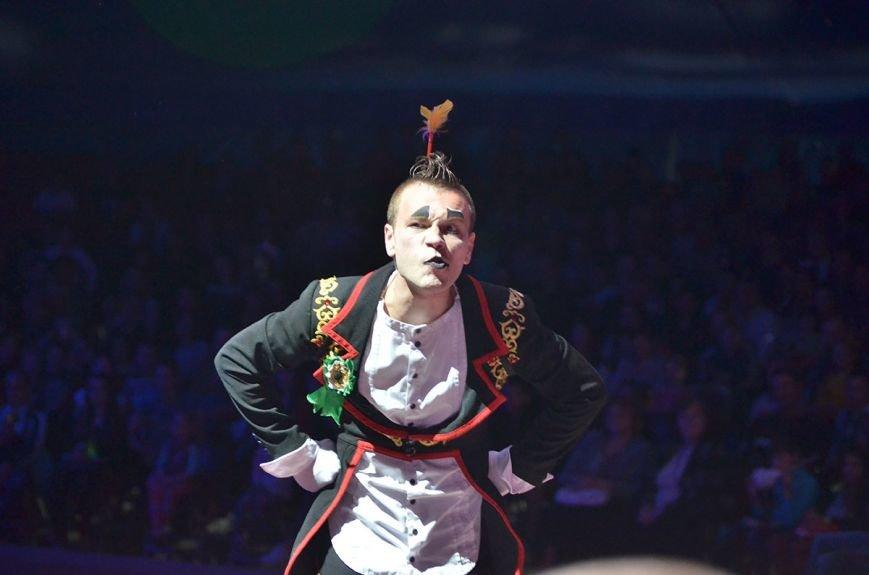 В Каменском состоялась премьера шоу нового поколения «Ангелы цирка» от цирка «Кобзов», фото-10