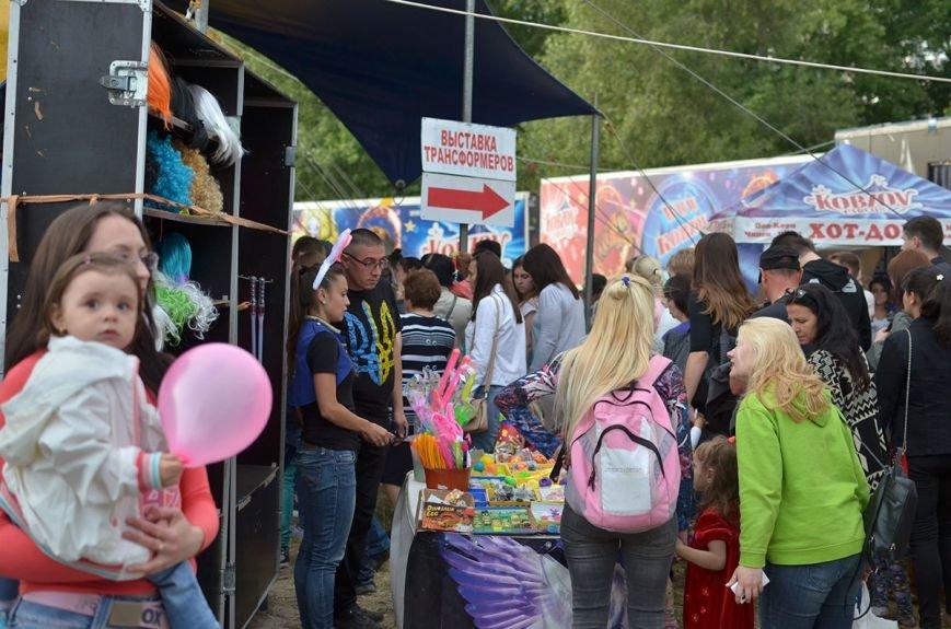 В Каменском состоялась премьера шоу нового поколения «Ангелы цирка» от цирка «Кобзов», фото-4