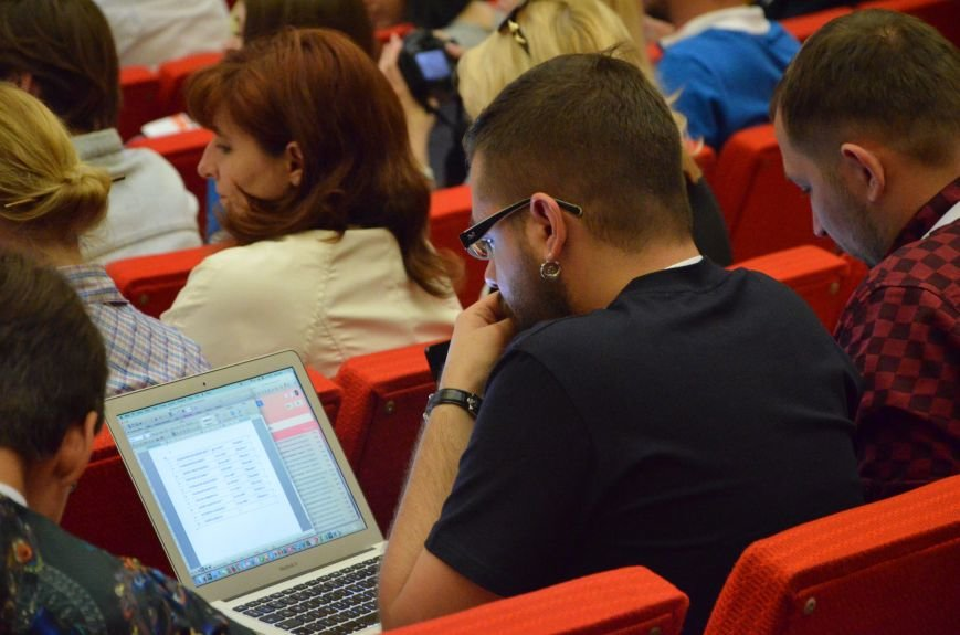 В Мариуполь съехались журналисты со всей Украины (ФОТО), фото-12