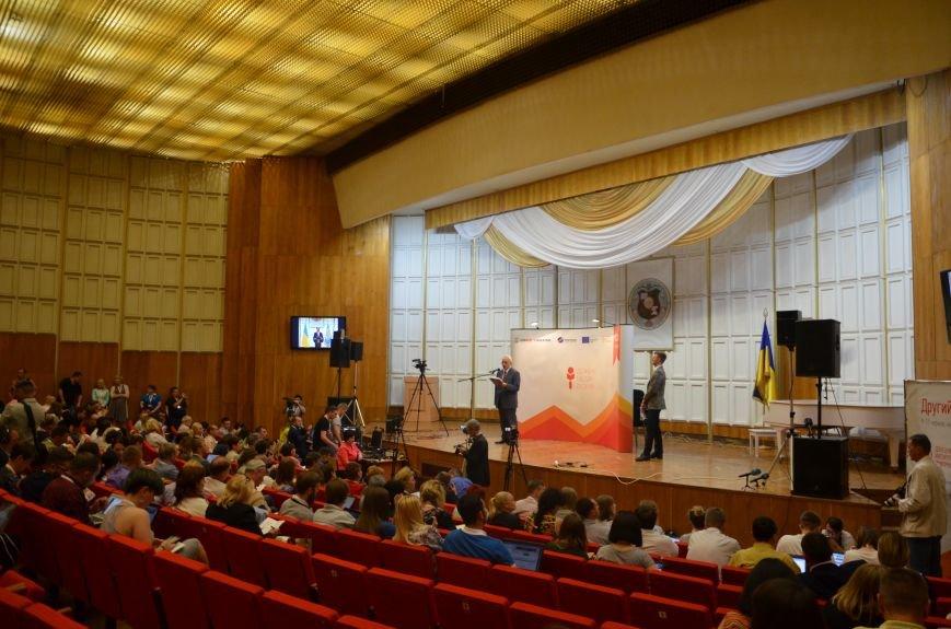 В Мариуполь съехались журналисты со всей Украины (ФОТО), фото-8