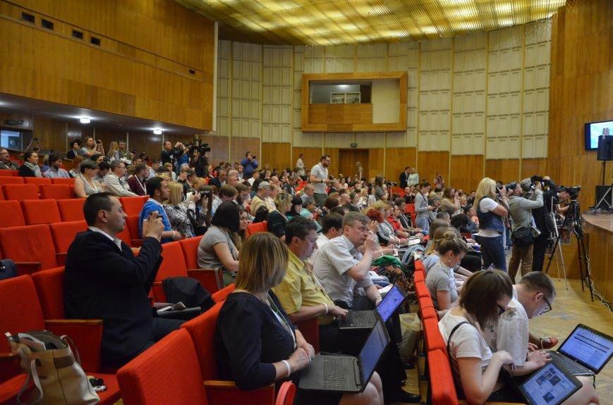 В Мариуполь съехались журналисты со всей Украины (ФОТО), фото-1