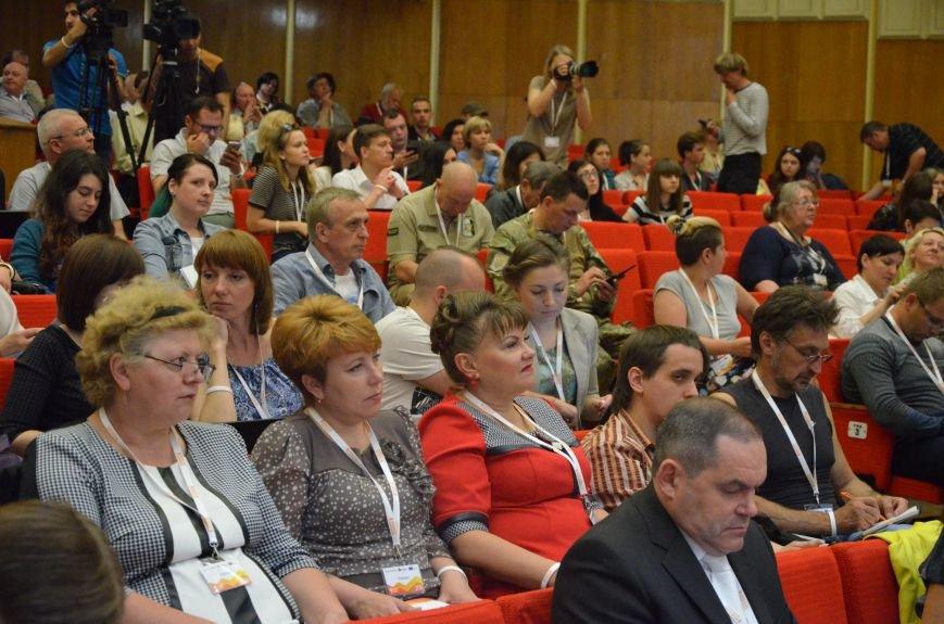 В Мариуполь съехались журналисты со всей Украины (ФОТО), фото-7
