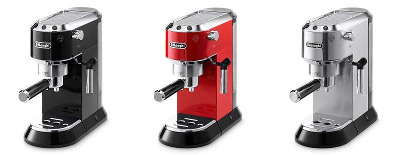 Почему покупатели выбирают кофеварки Dedica от DeLonghi?, фото-1
