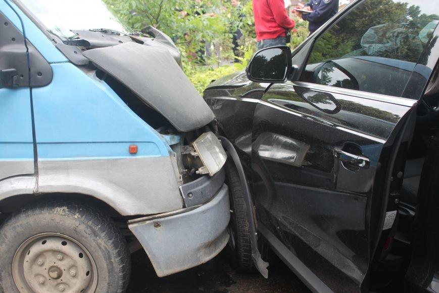 На набережній в Ужгороді аварія з потерпілою: фото, фото-1