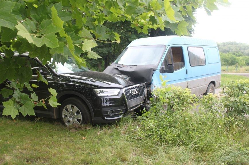 На набережній в Ужгороді аварія з потерпілою: фото, фото-2