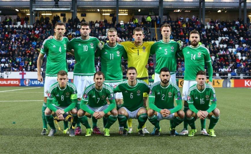 Суперники України у групі «С»: збірна Північної Ірландії, фото-1