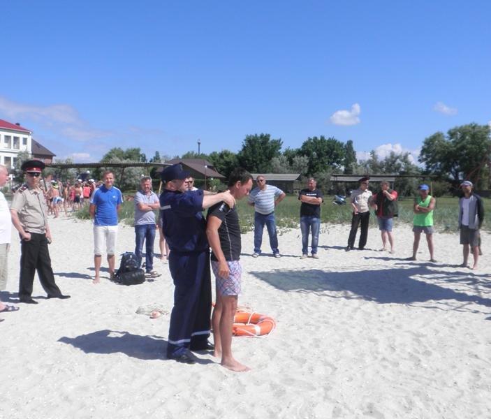 В Херсонской области матросы-спасатели к сезону готовы (фото), фото-2
