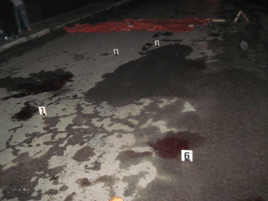 На Рівненщині п'яний водій збив пішохода (ФОТО), фото-1