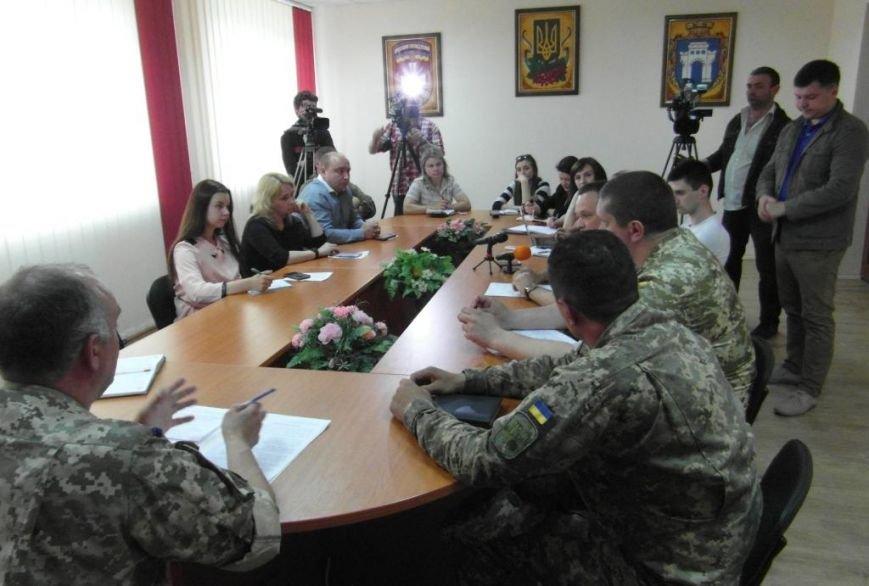 Що обговорювали рівненські військові з представниками ЗМІ?, фото-1