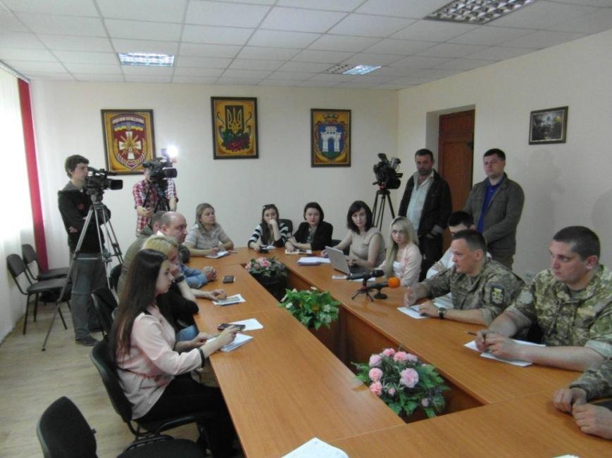 Що обговорювали рівненські військові з представниками ЗМІ?, фото-2