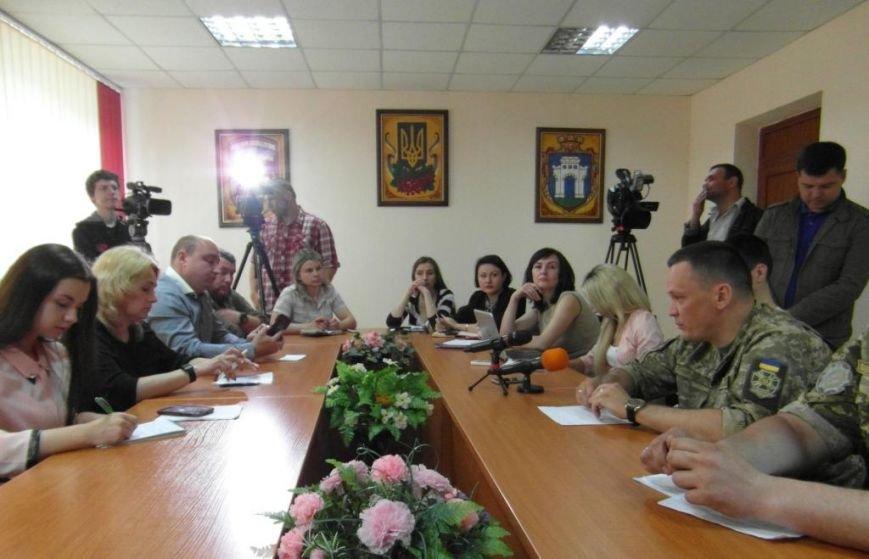 Що обговорювали рівненські військові з представниками ЗМІ?, фото-3