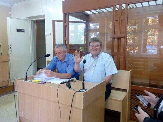 Грамоты против акта комиссии: суд по делу Визенкова - Бородина снова перенесен(ВИДЕО), фото-1