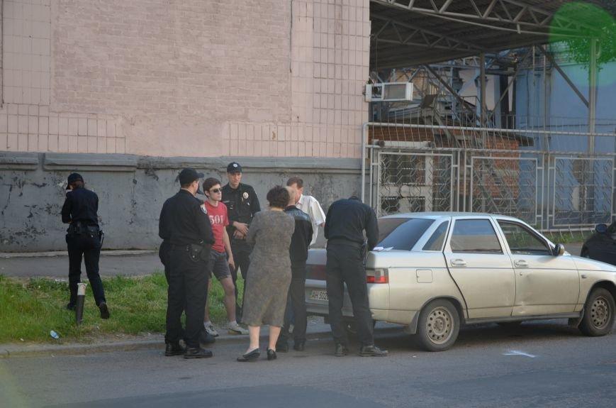 В Мариуполе автомобиль патрульной полиции попал в ДТП (ФОТО+ВИДЕО), фото-4