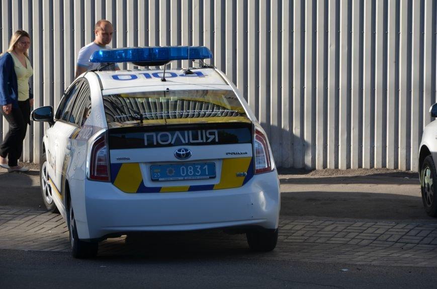 В Мариуполе автомобиль патрульной полиции попал в ДТП (ФОТО+ВИДЕО), фото-7