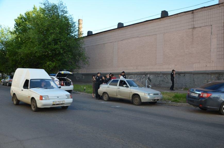 В Мариуполе автомобиль патрульной полиции попал в ДТП (ФОТО+ВИДЕО), фото-1