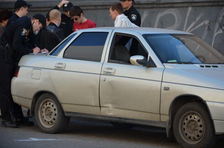 В Мариуполе автомобиль патрульной полиции попал в ДТП (ФОТО+ВИДЕО), фото-2