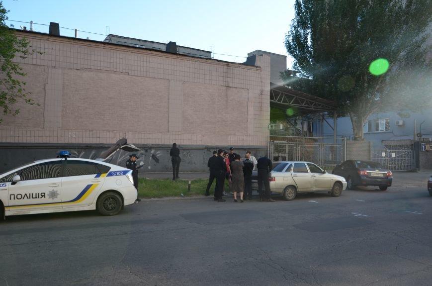 В Мариуполе автомобиль патрульной полиции попал в ДТП (ФОТО+ВИДЕО), фото-5
