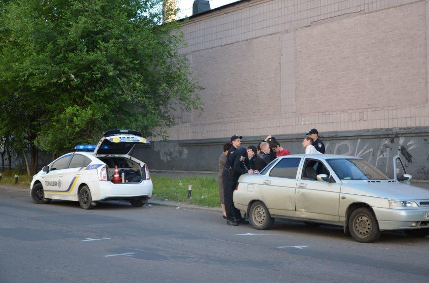 В Мариуполе автомобиль патрульной полиции попал в ДТП (ФОТО+ВИДЕО), фото-3