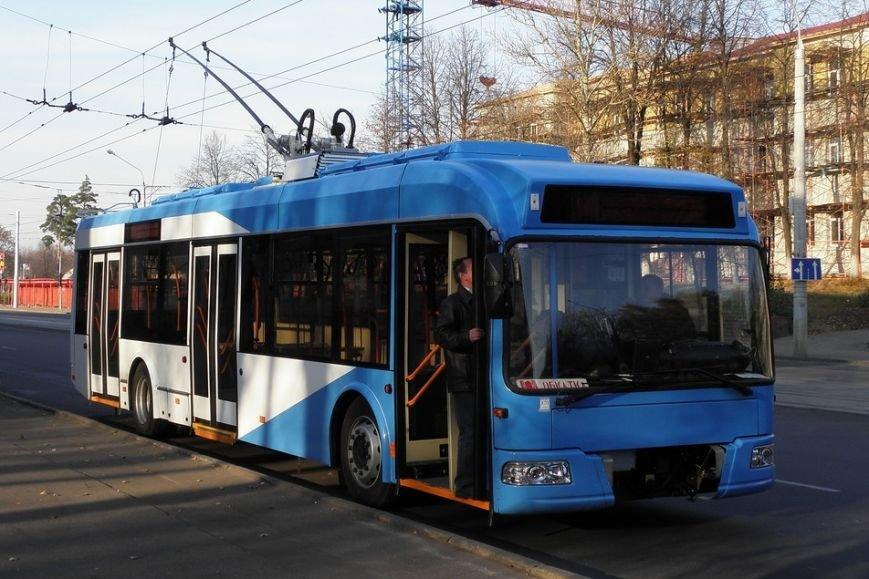 Белорусские троллейбусы по 4 миллиона выедут на улицы Чернигова этой осенью, фото-6