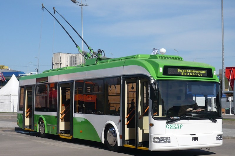 Белорусские троллейбусы по 4 миллиона выедут на улицы Чернигова этой осенью, фото-2