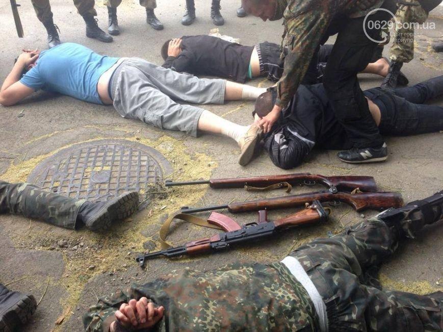 Освобожденный Мариуполь: один день, который изменил все, фото-6