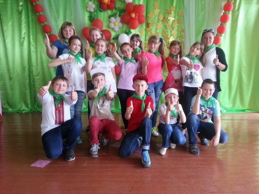 У Новограді-Волинському відбулося офіційне закриття мовного табору в спеціалізованій школі №4, фото-4