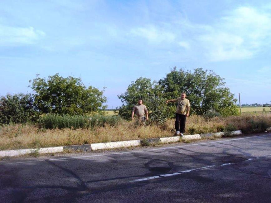 После Берислава полный капец и отсутствие дороги: херсонские активисты проехались по областной трассе (фото), фото-1