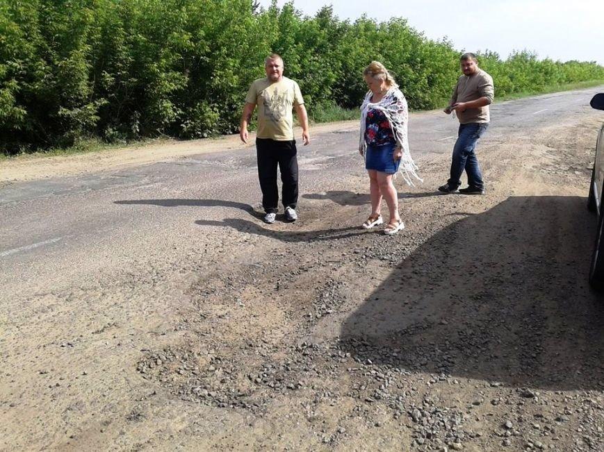 После Берислава полный капец и отсутствие дороги: херсонские активисты проехались по областной трассе (фото), фото-4