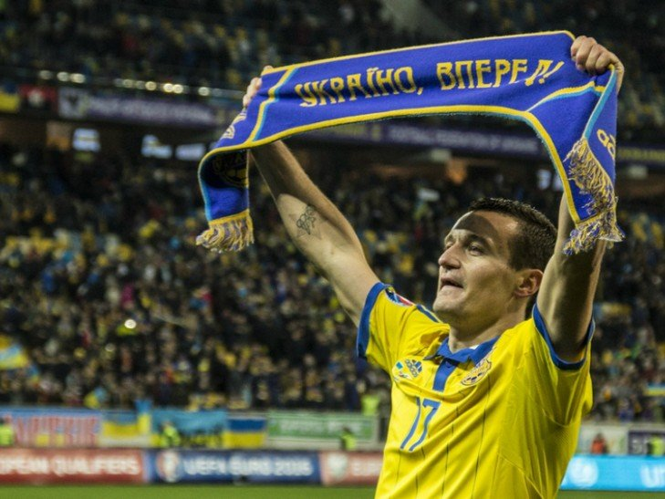 Щоденник Євро-2016: збірна України, фото-6