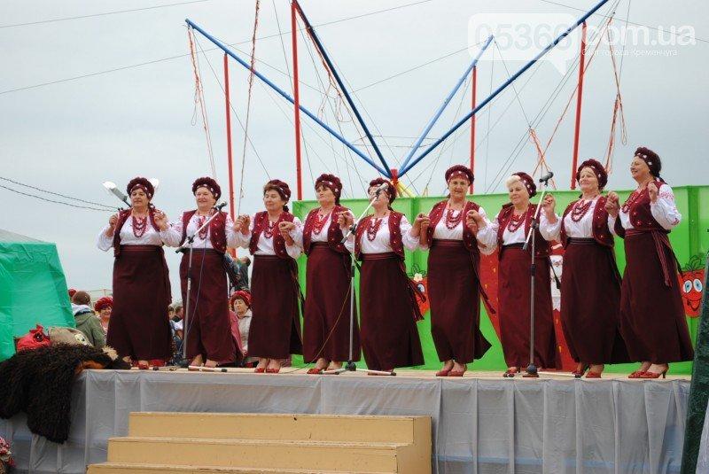 На Международном клубничном фестивале под Кременчугом изобрели новое блюдо - борщ с клубникой (ФОТО), фото-4