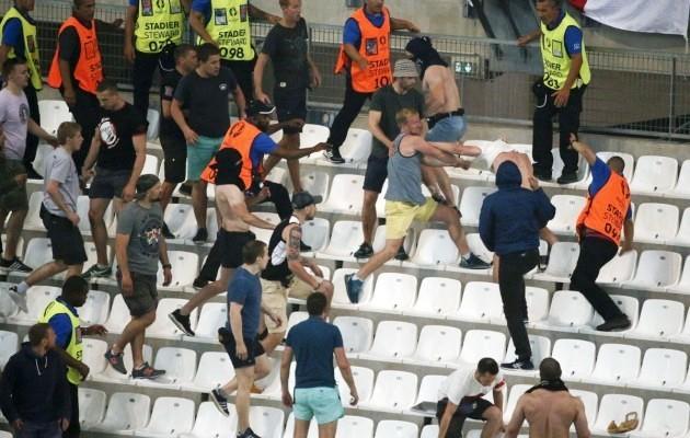 Информация по санкциям после матча Россия - Англия будет в течение суток, - УЕФА (фото), фото-5