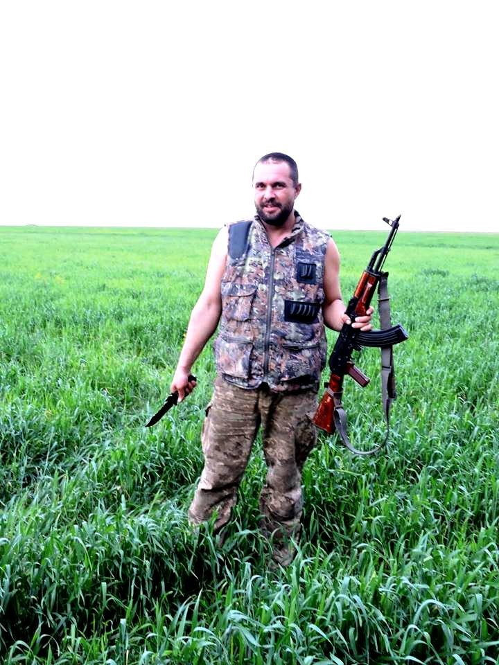 """Житель Херсонской области, погибший вчера в АТО, служил в батальоне """"Айдар"""" (фото), фото-1"""