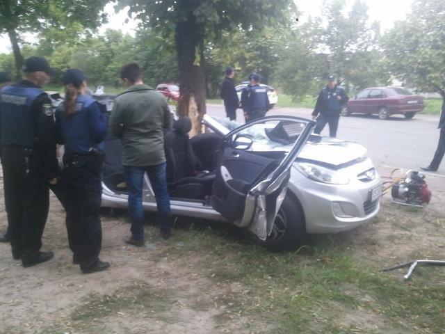 В ДТП на Кольцевой в Чернигове погибло два парня, фото-2
