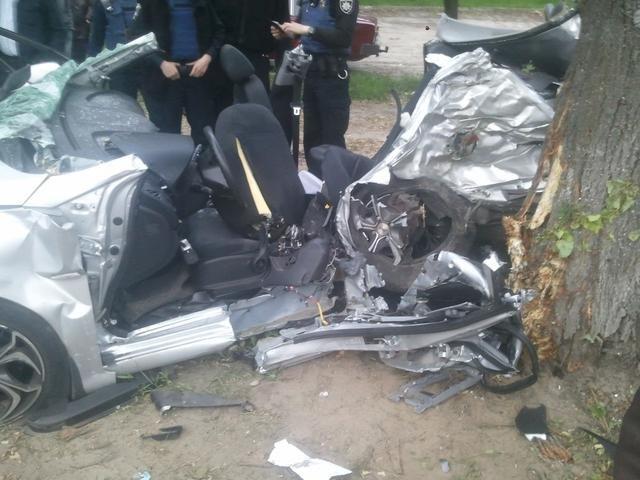 В ДТП на Кольцевой в Чернигове погибло два парня, фото-7