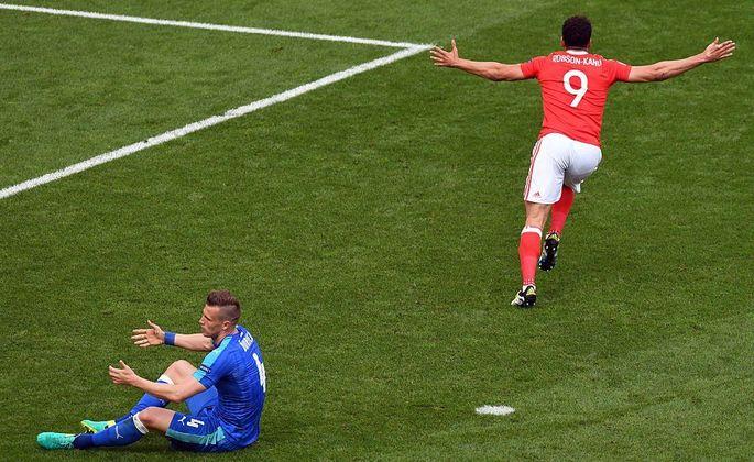 Уэльс - Словакия 2:1 (фото), фото-3