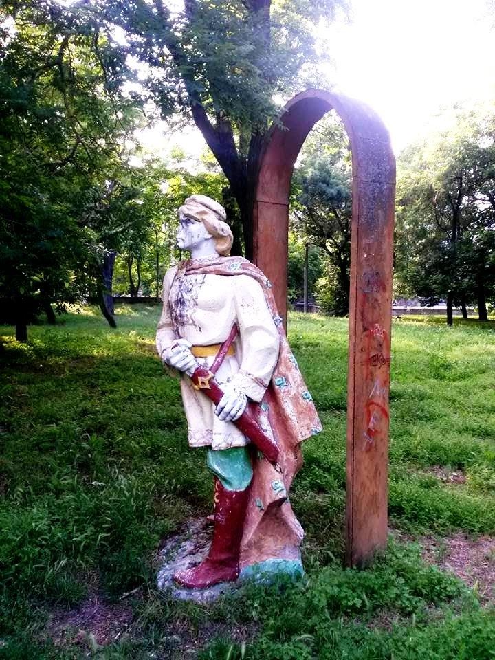 """Херсонскому Ивану-Царевичу """"навели марафет"""" (фото), фото-2"""