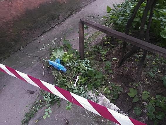 В Мариуполе жители устроили субботник, а нашли гранату (ФОТО), фото-1