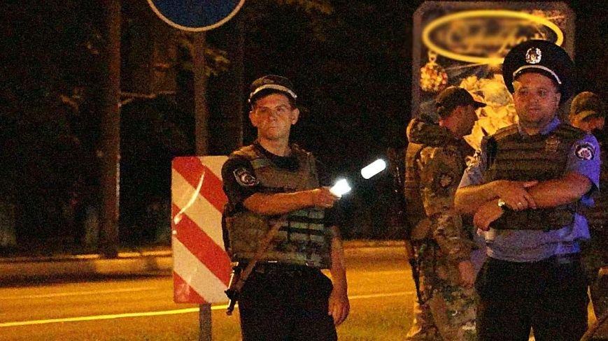 В Мариуполе военные ночью репетировали встречу с Олегом Ляшко и Арсеном Аваковым (ФОТО), фото-7