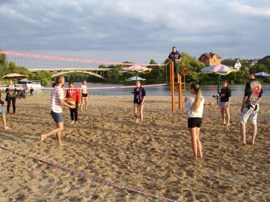 Турнір з пляжного волейболу: фінал вже близько, фото-3